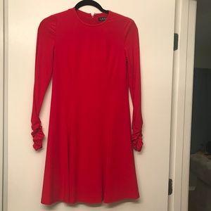 Lauren Ralph Lauren Women's Long Sleeve Dress
